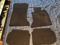 BMW 5 series F10 F11 Genuine velour mats