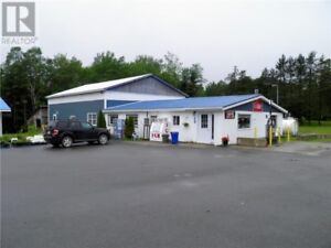 General Country Store with  stock, house & gas pumps!!