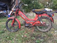 Tomos moped Barn Find