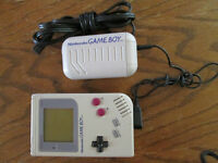 Original Game Boy with Charger
