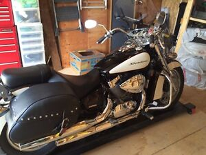 2008 Honda shadow touring
