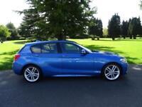 BMW 1 SERIES 116D M SPORT 5DR 2016/16
