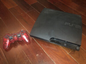 Playstation 3 w/ one controller