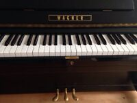 Wagner Piano - Black