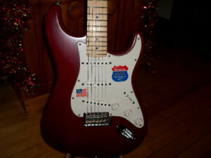 2007 Fender Highway One Made in USA Strat.