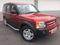 2006 56 Land Rover Discovery 3 2.7TD V6 auto NEW CAMBELT @73075 MILES 4X4