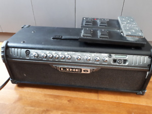 Line 6 Spider III HD150 75Wx2 Guitar Amp Head à vendre