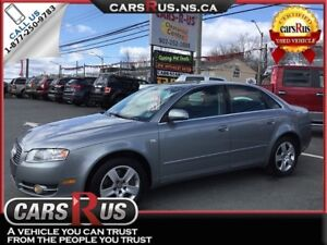 2006 Audi A4 AWD  NO TAX sale on now....1 week only!!