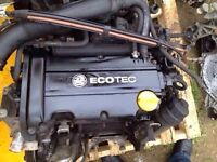 Corsa c / d 1.2 twinport z12xep 30k only just run in 07594145438