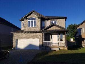 Brand New spacious 4 Bedroom House for rent in Ingersoll