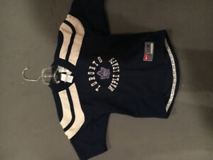 Maple leafs jersey-12months
