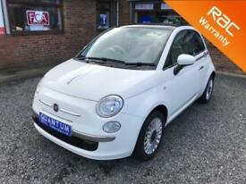 Fiat 500 1.4 16v ( s/s ) LOUNGE 3 Door Hatchback