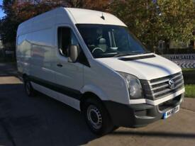 Volkswagen Crafter 2.0TDi, CR35 MWB, Workshop Van.