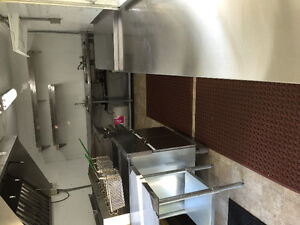 Food Trailer/Food Truck/Chip Stand
