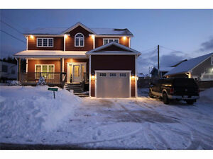 Move in Ready! Beautiful home in Conception Bay South!