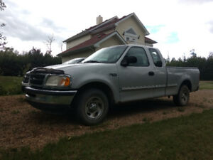 Reliable used Ford pickup, LOW KM's!!