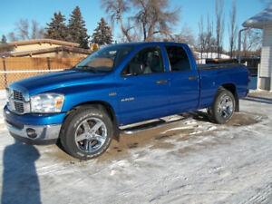 2008 Dodge Power Ram 1500 Pickup Truck