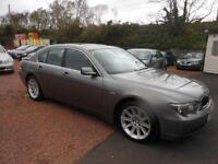 2003 52 BMW 7 SERIES 4.4 745I 4D AUTO 329 BHP