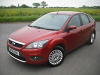 FORD FOCUS 1.8 TITANIUM PETROL *FULL SERVICE HISTORY* VERY GOOD CONDITION