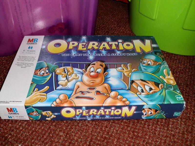 Original Operation Game Pieces Operation Game All Pieces