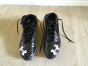 Under Armour Football Cleats Belleville Belleville Area image 1