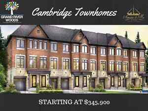 Brand New Freehold Town Homes In Cambridge EXCLUSIVE ACCESS
