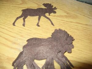 Appliques, laser cut  for Quilting etc. Prince George British Columbia image 6