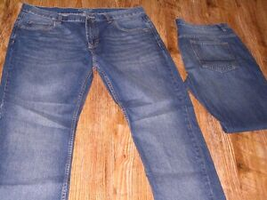Two New Pairs of Slim Leg Jeans  38 - 30