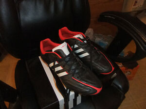 ADIDAS PRO 11 Soccer Shoes MEN'S SIZE 9