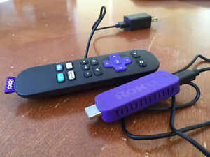 Roku Streaming Stick (model: 3500XB)
