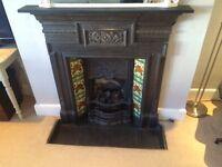 Victorian fireplace- bargain £100