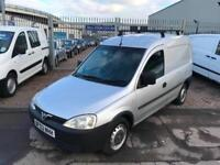 VAUXHALL COMBO CREW VAN WITH REAR SEATS ! CHEAP BARGAIN VAN DOUBLES UP AS CAR...