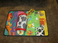 Infant Tummy Time Play Mat