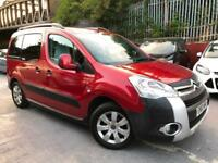 Citroen Berlingo 1.6HDi 90hp Multispace XTR