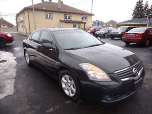 2007 Nissan Altima 4cl Sedan Comes With Sefety & E Test