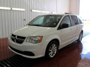2016 Dodge Grand Caravan SXT  - Uconnect -  Uconnect - $168.32 B