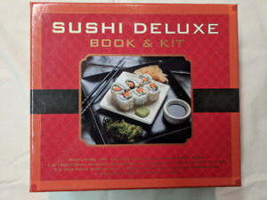 Sushi Deluxe: Book and Kit (New)