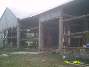 FREE BARN AND HISTORICAL BUILDING DEMOLITION SERVICES Peterborough Peterborough Area image 3