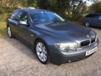 BMW 730 3.0 auto i Sport