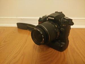 Nikon D90 Package - Excellent Starter Semi-Pro DSLR