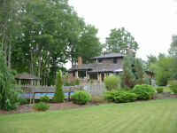 Beautiful private setting perfect for your family!
