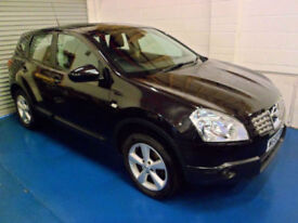 Nissan Qashqai 1.5dCi 2WD Acenta 2010 Only 61373 Miles!