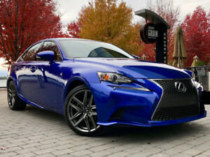 Lexus IS 250 AWD F Sport - 2014