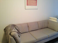Canapé lounge EQ3