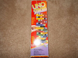 Uno Stacko (Jenga-like game) 1994 London Ontario image 1