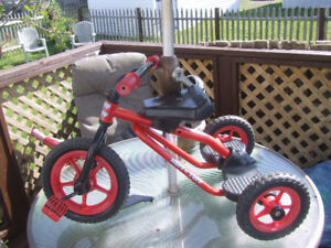 RUFF N' TUFF CHILD'S TRIKE