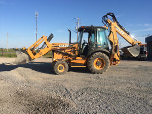 Backhoe for hire/rent GREAT RATES!!