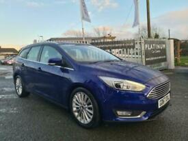 2017 Ford Focus Titanium X