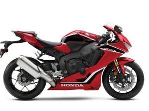2018 Honda CBR1000RRA ABS / 53$/sem