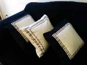 3 Decorative Pillows  $20
